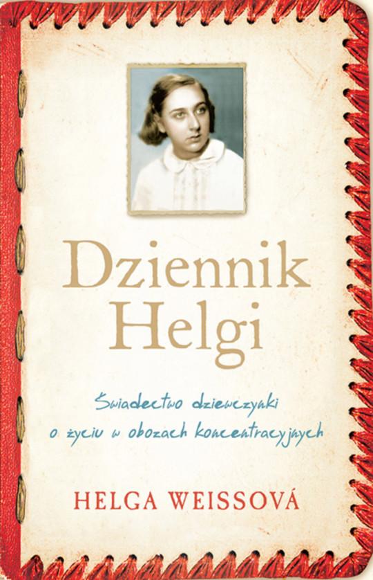 Okladka Dziennik Helgi