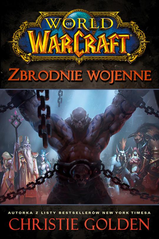 Okladka World of Warcraft: Zbrodnie wojenne