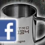 News Facebook: 900 fanów profilu Metro 2033 ikonkurs!