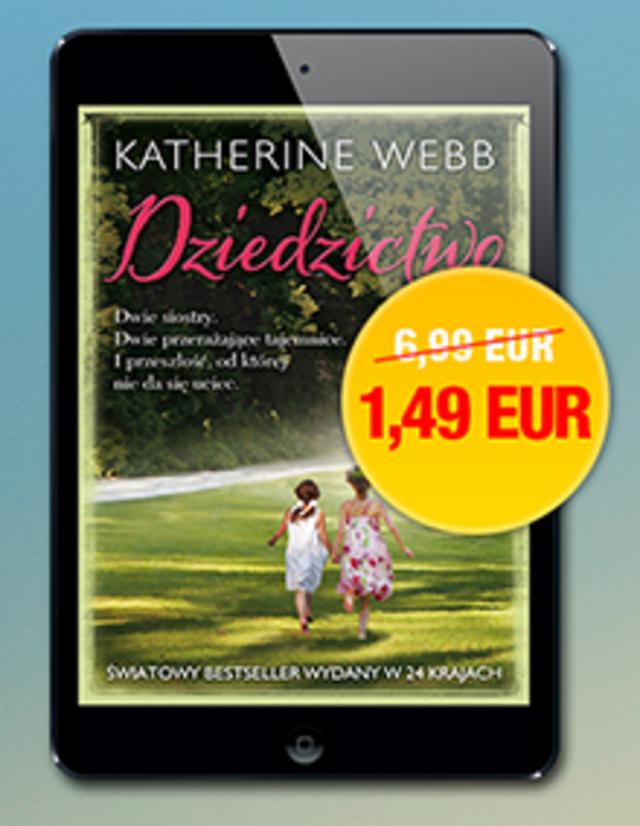 News Przedwakacyjna promocja książek Katherine Webb!