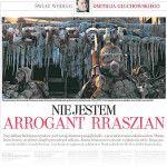 News Niejestem arrogant Rraszian