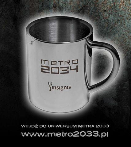 Kubek Metro 2034